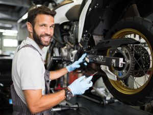 The Right Motorcycle Maintenance Guide